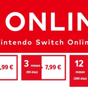 Anunciado los costos de Nintendo Switch online