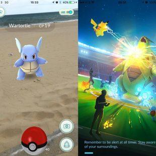 Pokémon Go cumplió un año