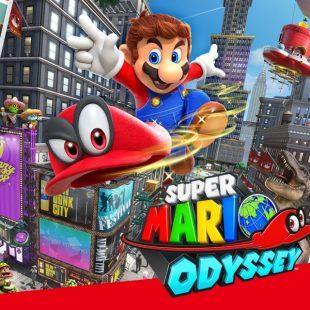 Reseña : Super Mario Odyssey