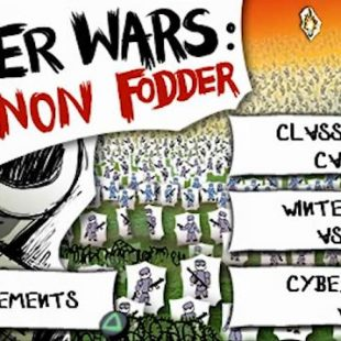 Reseña: Paper Wars Cannon fodder Switch