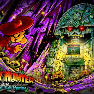 Reseña: Sydney Hunter and the Curse of the Mayan