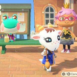 Animal Crossing new Horizons: Cómo elegir a los vecinos ideales
