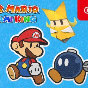 Reseña: Paper Mario the Origami king