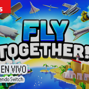 Reseña: Fly together!