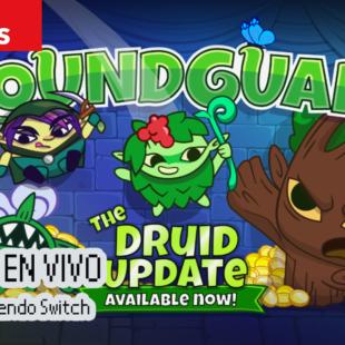 Reseña: Roundguard New Druid